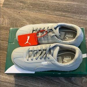 Size 2 Puma shoes (little kids)